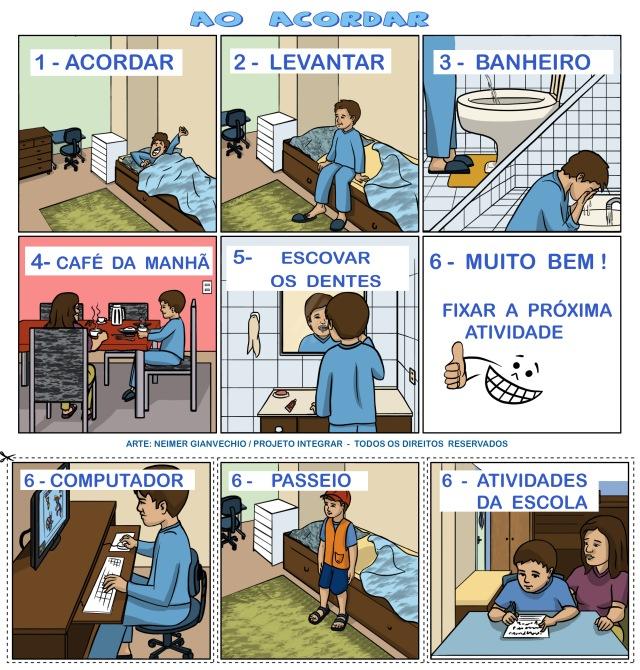 Autismo Projeto Integrar- Distribuição Gratuita 2014- Direitos Reservados